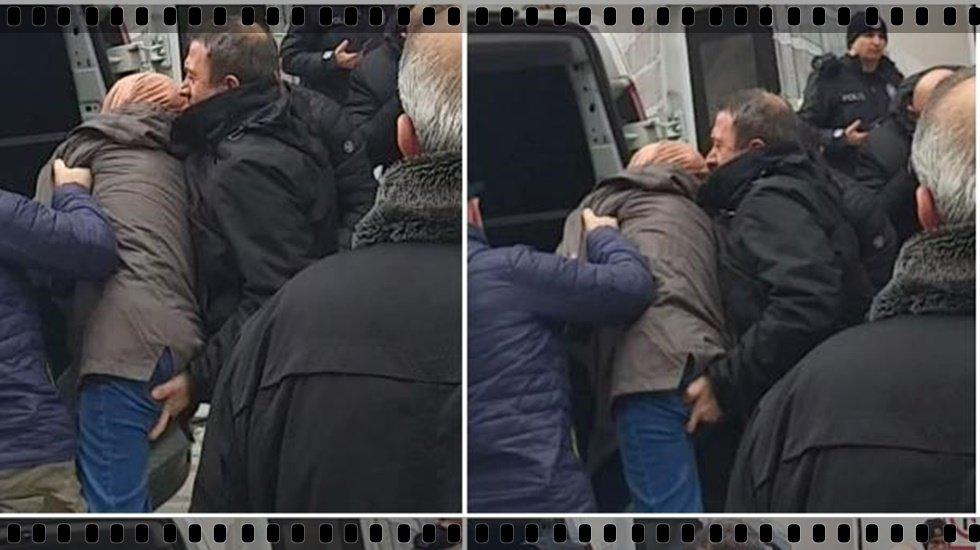 Kadın eylemciye gözaltı esnasında polisten cinsel taciz
