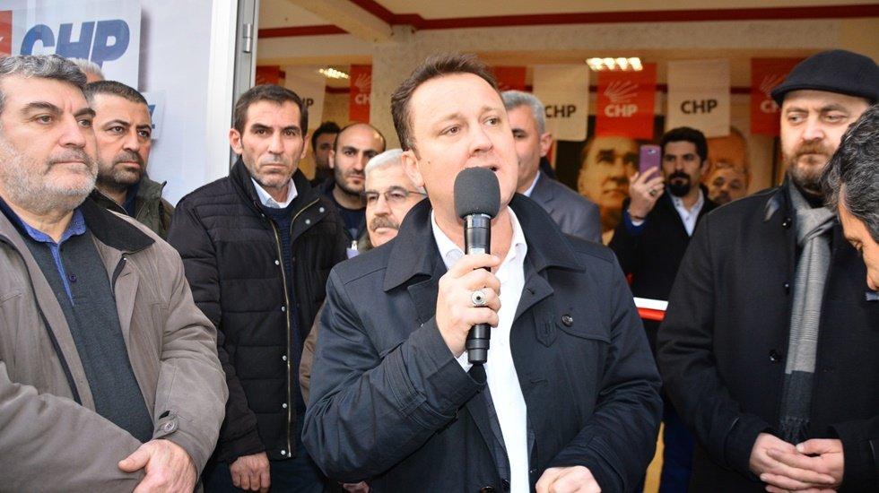 Serdar Aksoy: Bizim bu balkonu konuşmalarına alerjimiz var