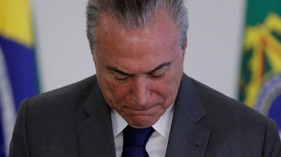 Brezilya'nın eski Cumhurbaşkanı Michel Temer tutuklandı