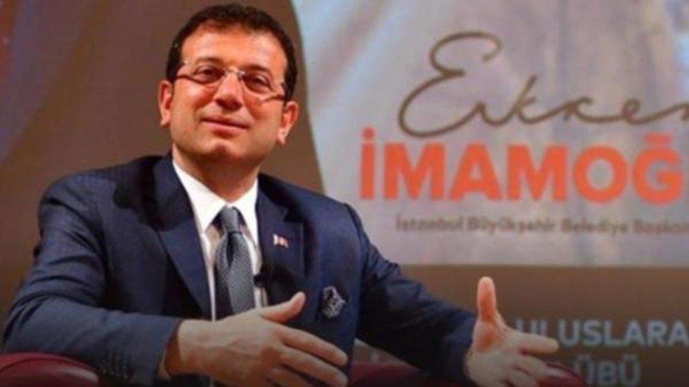Ekrem İmamoğlu'ndan 'Erdoğan görevi verir mi?' sorusuna yanıt
