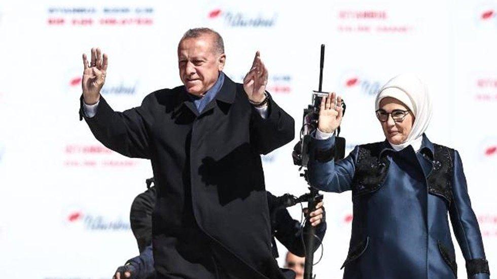 Erdoğan'dan Finans dünyasına: Seçim sonrası bunun faturasını size ağır keseceğiz