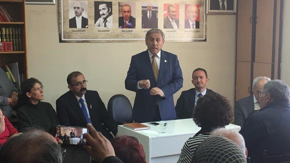 Kaya: Akşehir yeniden halkçı belediyeciliğe kavuşacak