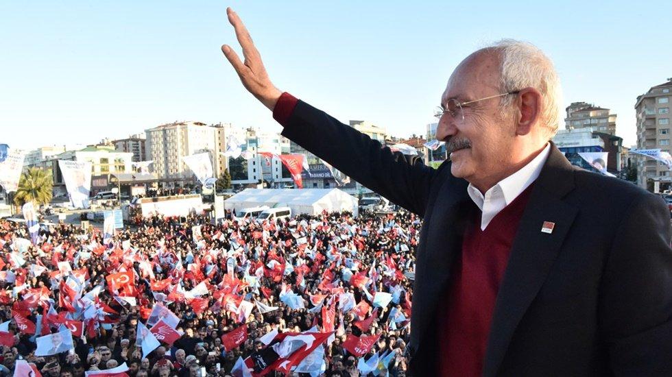 Kılıçdaroğlu: Bay Kemal konuşacak tabii. Vatandaşın dünya kadar derdi var