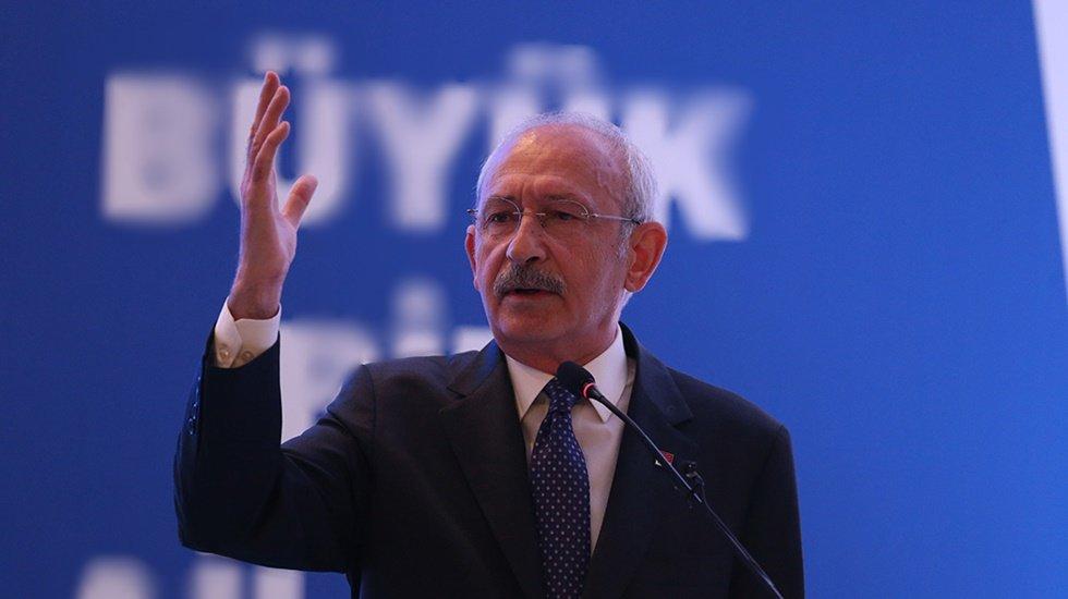 Kılıçdaroğlu, 'Umarım gördüğümüz tablo gerçekleşir' dedi