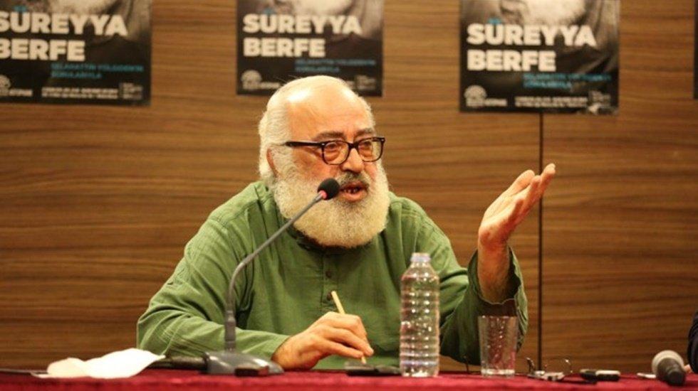 PEN Şiir Ödülü Süreyya Berfe'ye veriliyor