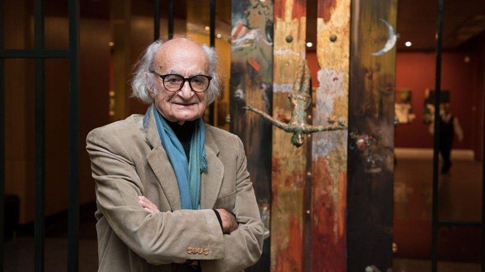 Ressam, yazar ve sanat tarihçisi Gürol Sözen sanatta 60. yılını kutluyor
