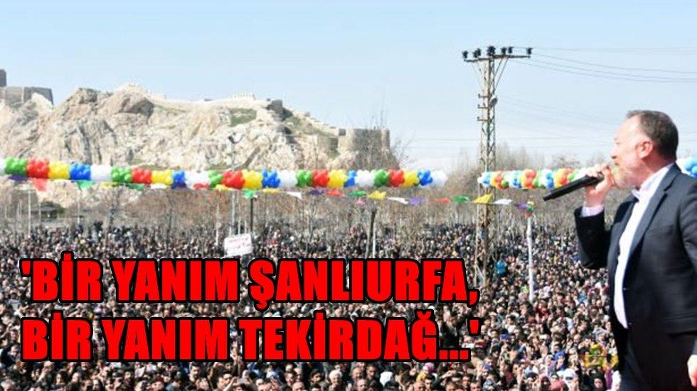 Sezai Temelli: Kürt'üm, Türk'üm, Türkiyeliyim