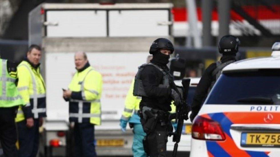 Tramvay saldırısının zanlısı yakalandı