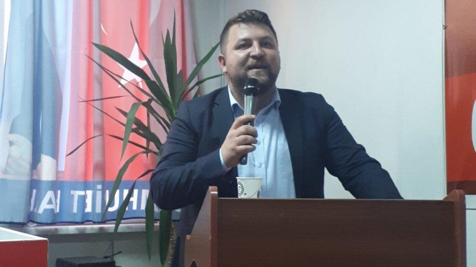 CHP Başakşehir'in önemli ismi Av. Deniz Bakır'dan manifesto gibi sonuç bildirgesi