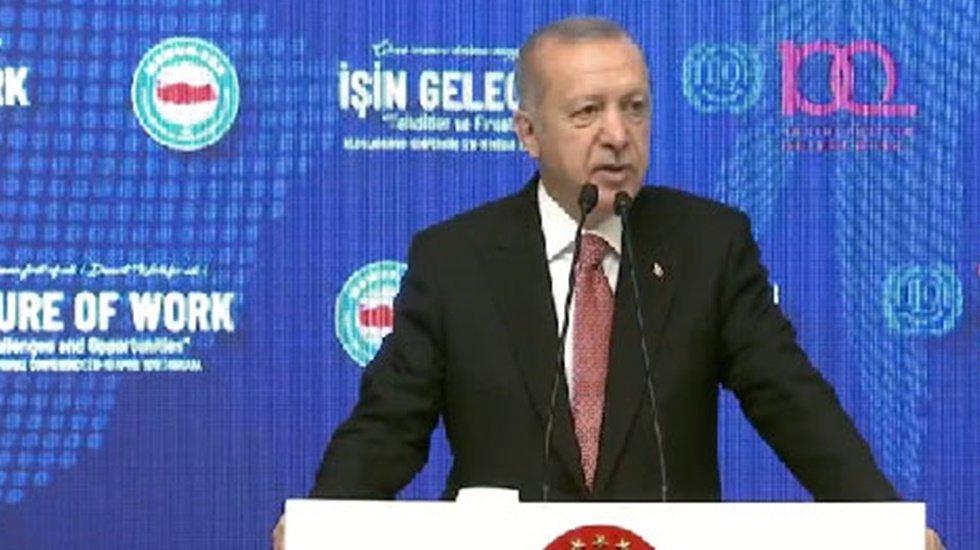 """Erdoğan: """"YSK son noktayı koydu… 'Seçim döneminde yaşanılanlar' bitmiştir"""""""