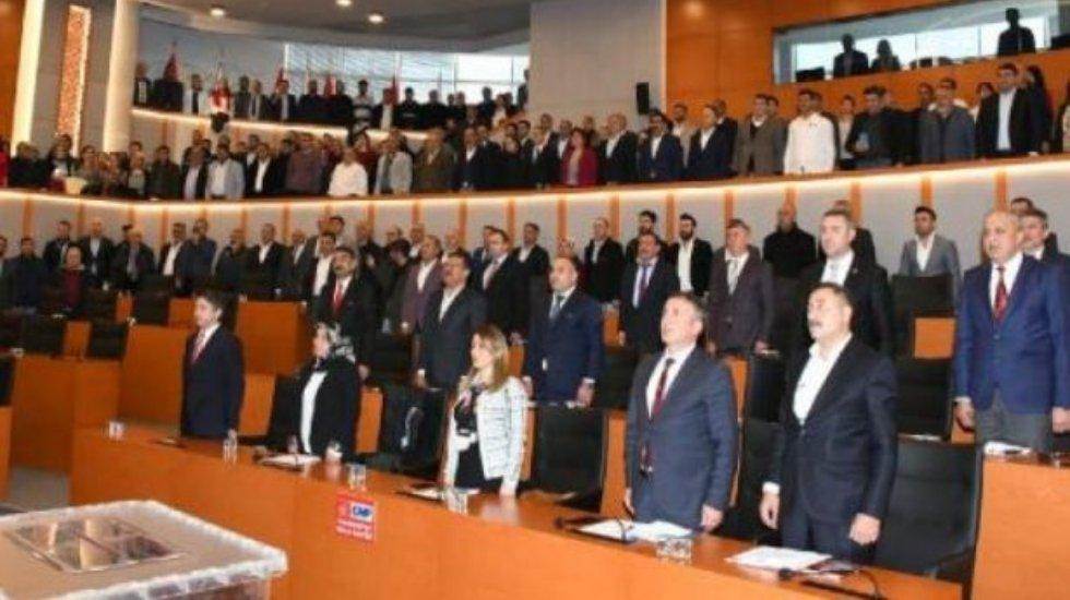 Esenyurt Belediye Meclis Toplantısına AKP ve MHP engeli!