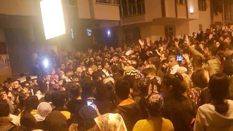 Valilik çocuk istismarını protesto eden yurttaşlar için yasal işlem başlattı