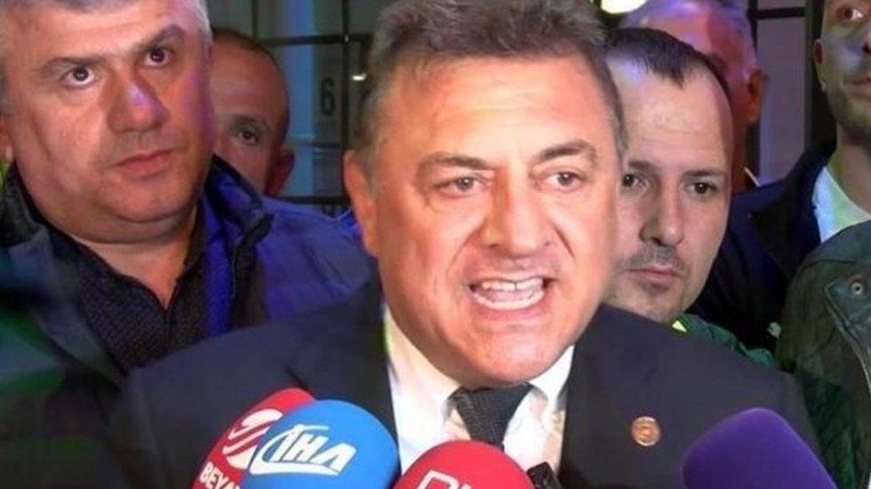 Çaykur Rizespor Başkanı: Silahım olsa vururdum