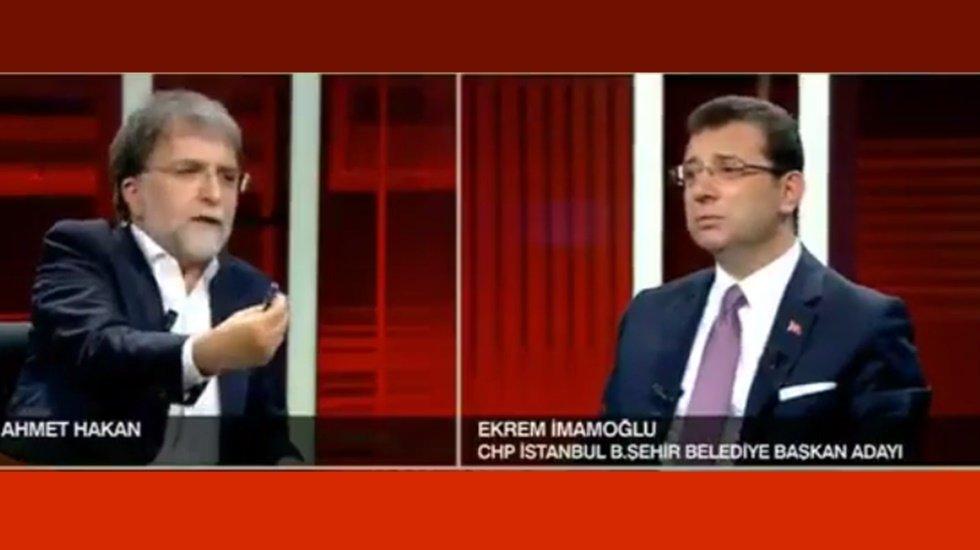 """Ahmet Hakan: """"Tevfik Göksu ile ilgili 'benim durduğum yer' bu kadar net"""""""