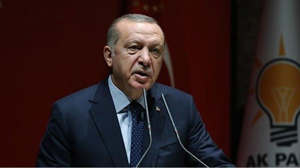 """Erdoğan: """"Her hırsızlık kötüdür ama oy hırsızlığı, milli irade hırsızlığı tam bir felakettir"""""""