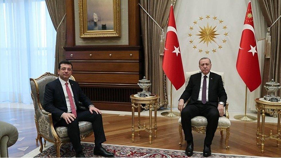 """Erdoğan: """"İmamoğlu benim ayarımda değil. Benim muhatabım Kılıçdaroğlu"""""""