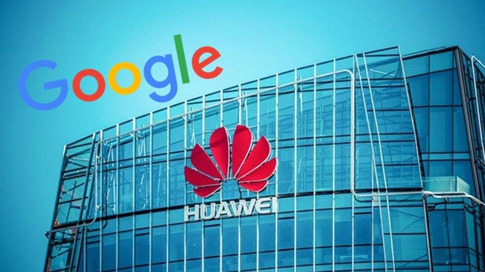Google yaptırım kararına Huawei'den karşı hamle geldi