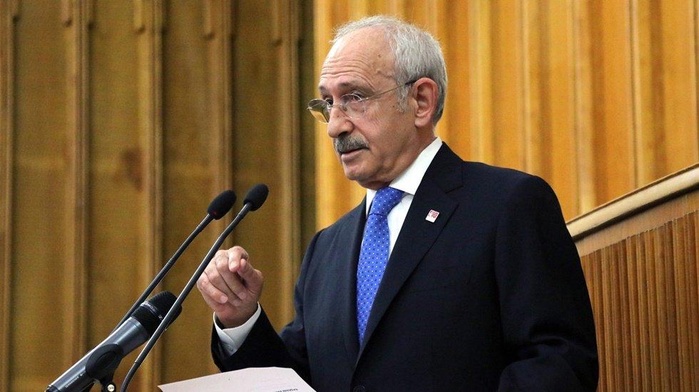 """Kılıçdaroğlu: """"800.000 kişi mesajı verdi. Tarafsızlık konusunda referanduma hazırız"""""""