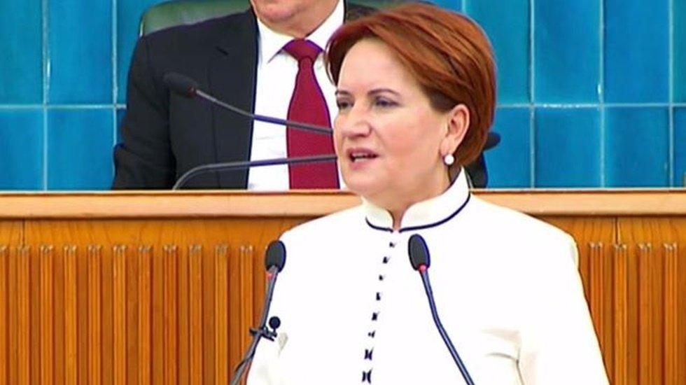 """Akşener, AKP'ye fena bindirdi: """"Ya yenileneceksiniz ya da gideceksiniz"""""""