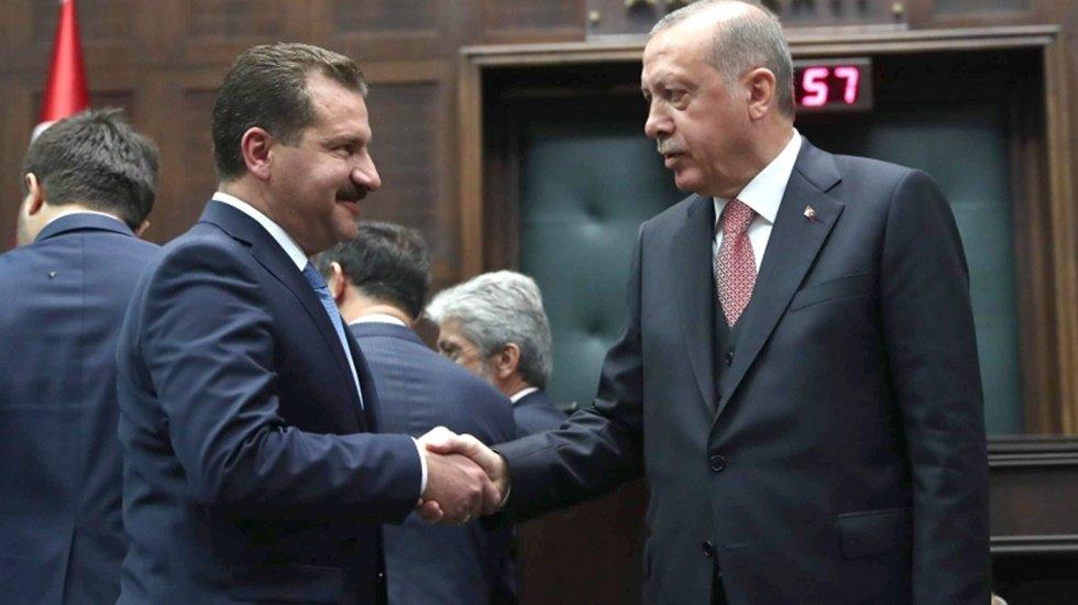 Taraftarlar AKP'li başkanı AKP'li Cumhurbaşkanı'na şikayet etti: Verdiği sözleri tutmuyor