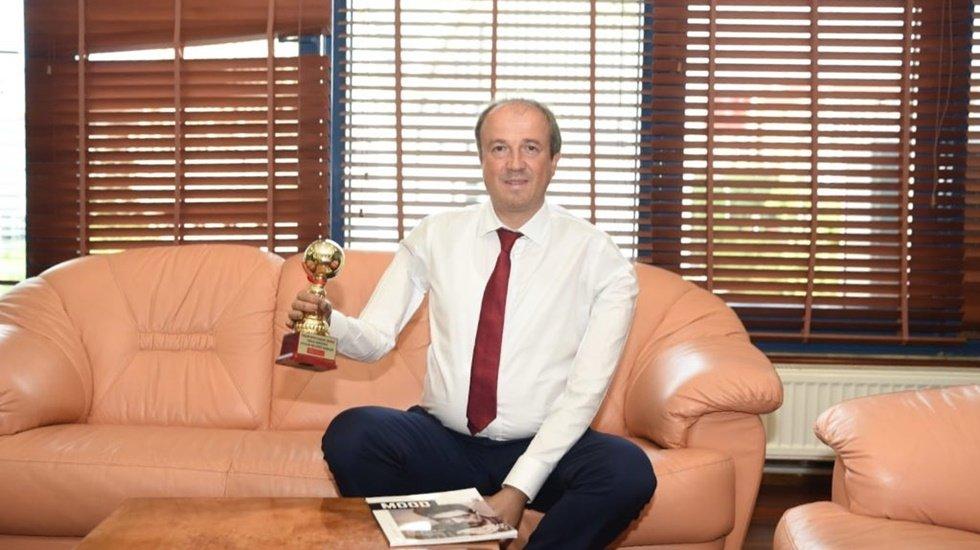 Turan Hançerli'ye 'Yaşam Boyu' Başarı Ödülü