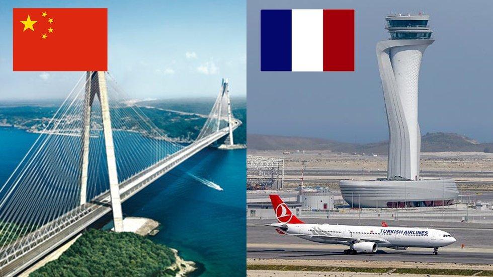 Üçüncü köprü satılıyor… İstanbul havalimanı da gündemde