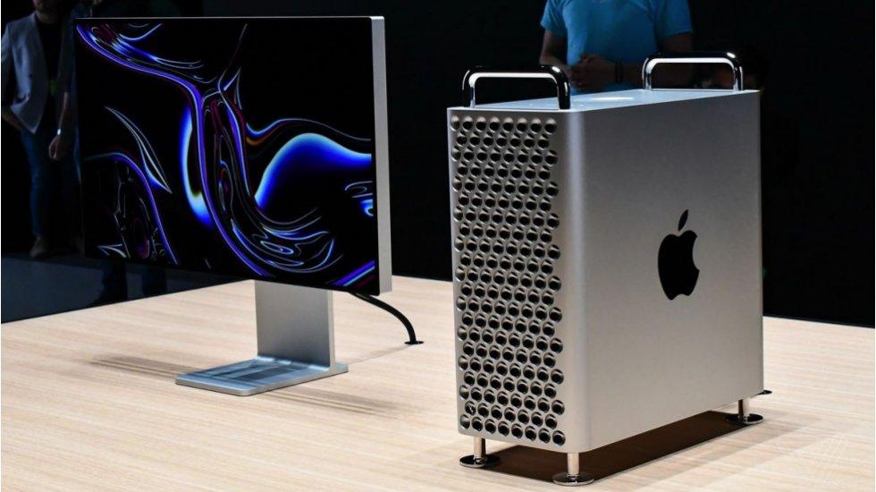 Apple, 1.5 TB ramli yeni Mac Pro'yu tanıttı