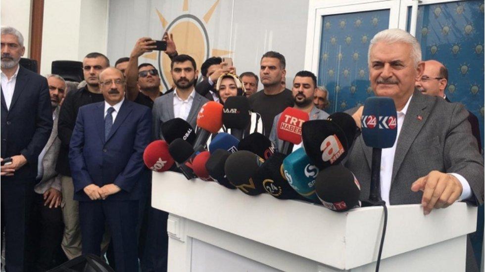 AKP'nin 23 Haziran planını Binali Yıldırım'ın o açıklaması mı bozdu?