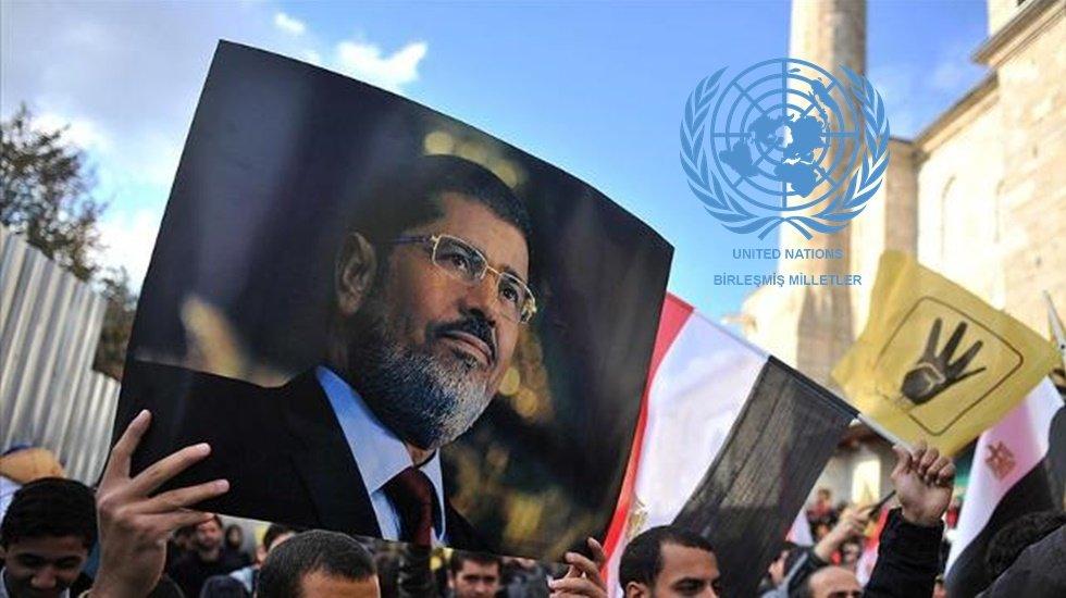 Birleşmiş Milletler Mursi'nin ölümü üzerine bağımsız soruşturma istedi