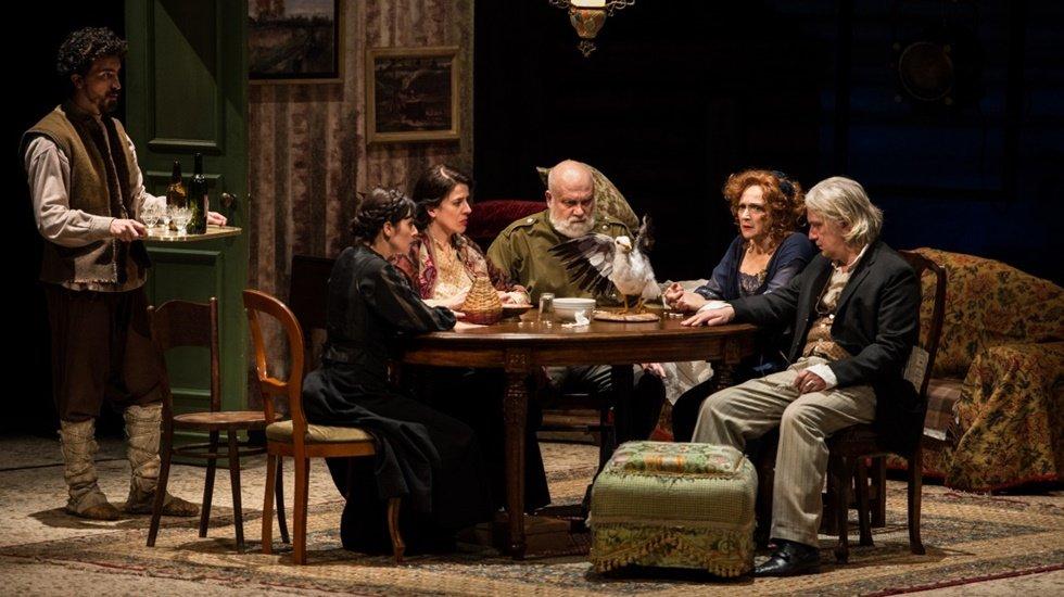 Devlet Tiyatroları tarafından engellenen Çehov'un eseri Meclis gündeminde