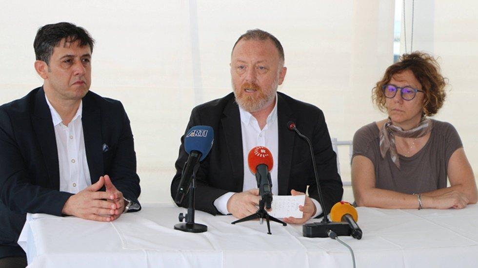 HDP'li Temelli: 23 Haziran'da İstanbul'da olun