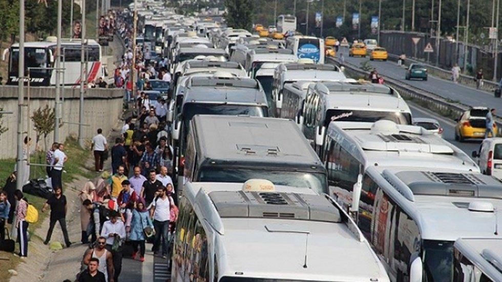 AKP, İstanbul'a taşıdığı seçmenin geri dönüşünü karşılamadı