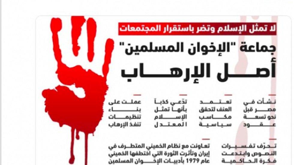 """""""Müslüman Kardeşler Örgütü terörün kaynağı"""" diyen Suudi Arabistan'dan Mursi açıklaması"""