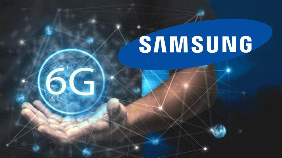 Samsung 5 G'den sonra 6G çalışmalarına başladı
