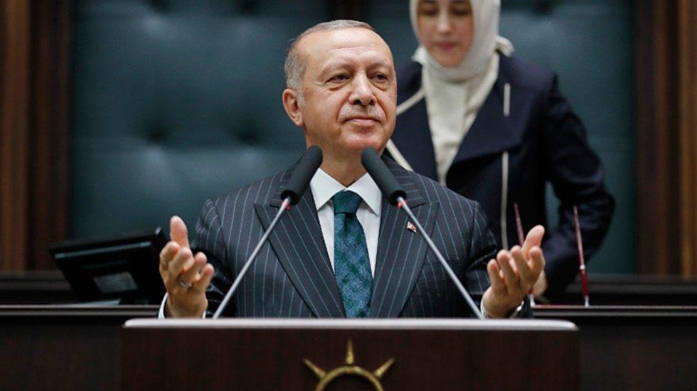 """Seçim sonrası Erdoğan'dan ilk konuşma: """"İmamoğlu'nu bir kez daha tebrik ediyorum"""""""