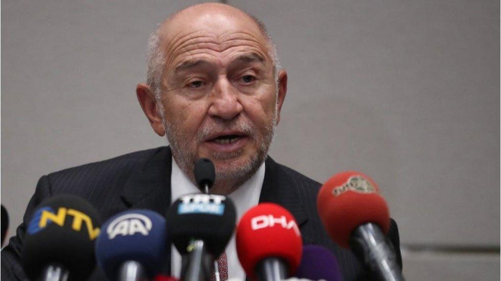 TFF Başkanı Nihat Özdemir: EURO 2028'e aday olacağız
