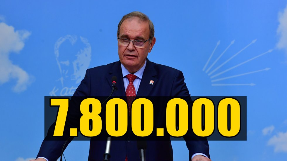 CHP açıkladı: Gerçek işsiz sayısı 8 milyon civarında
