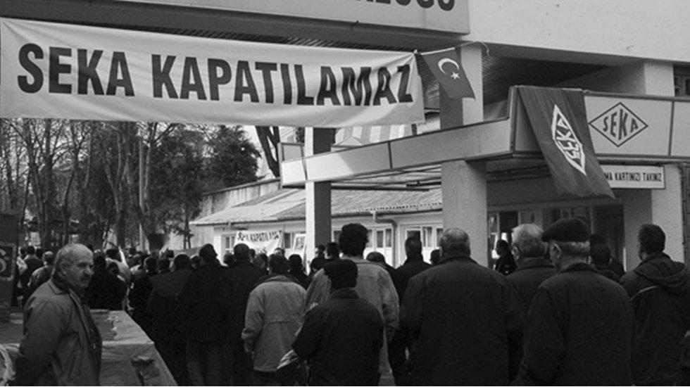 """CHP'li Barut: """"Özelleştirilen fabrikaların yeniden açılması için seferberlik başlatılmalıdır"""""""