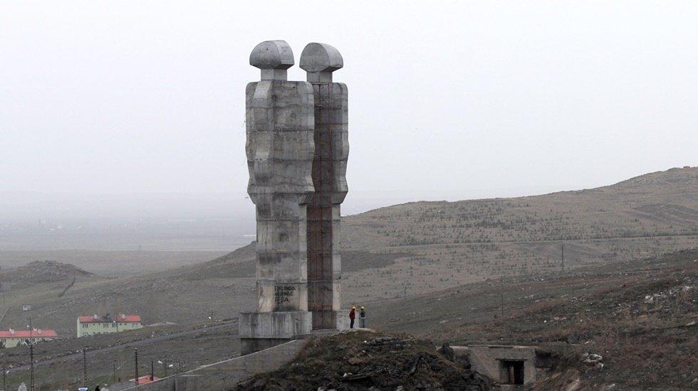 Erdoğan 'ucube' dediği heykel için 8 yıl sonra karar verildi