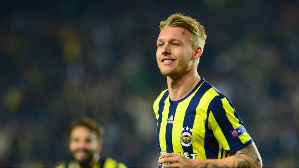Fenerbahçelilere Kjaer müjdesi!