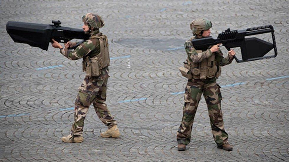 Fransız ordusunda bilim-kurgu gerçek oluyor