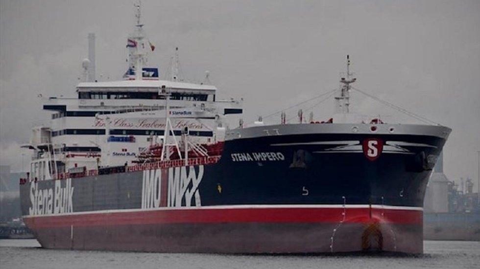 İran'ın alıkoyduğu gemiyi 'İngiliz fırkateyni de kurtaramadı'