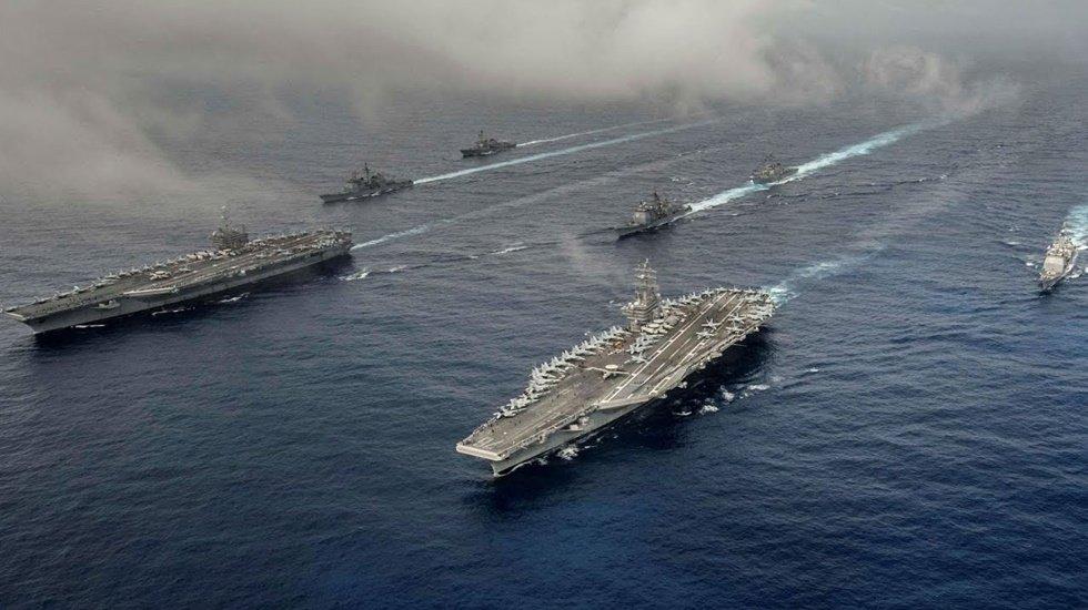 Savaş savaş savaş… ABD Körfez'e yığınak yapmayı sürdürüyor