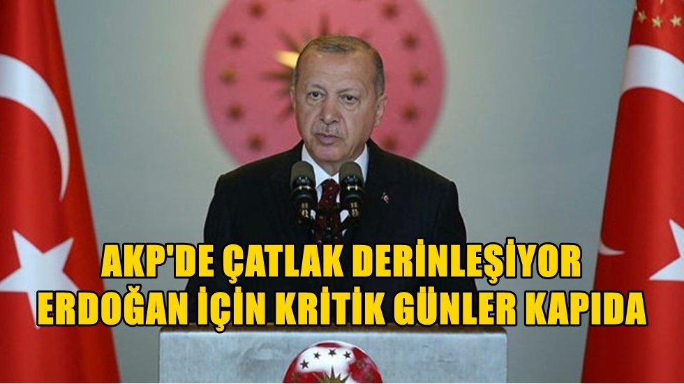 Erdoğan geniş çaplı görev değişikliği ile durumu kurtarmaya çalışacak