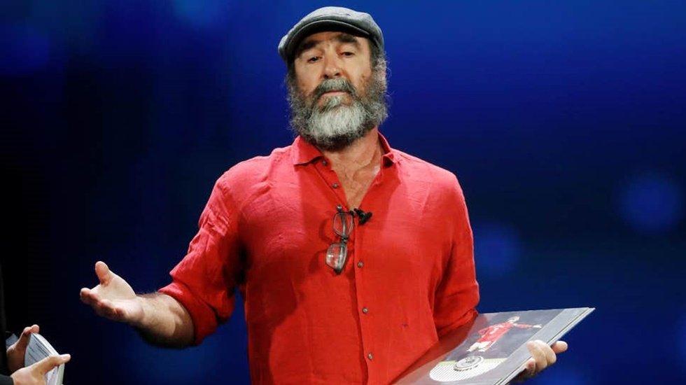 """Eric Cantona: """"Sinekler neyse yaramaz çocuklara, biz de oyuz Tanrılara"""""""