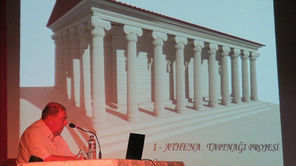 Foça'nın arkeolojik zenginliklerini ortaya çıkarmak için çalışma başlatıldı