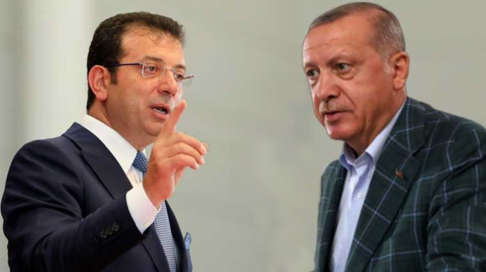 """İmamoğlu, Erdoğan'ın """"Böyle tatil yapamadım"""" sözlerine gülerek yanıt verdi"""
