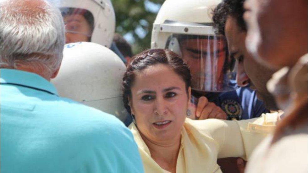 Mardin ve Van'da kayyum protestolarına müdahale