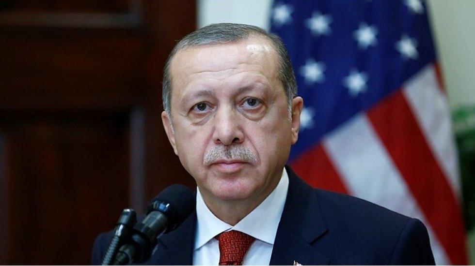 ABD'den Erdoğan'a mesaj: YPG, ABD'den IŞİD'le mücadele kapsamında destek alıyor