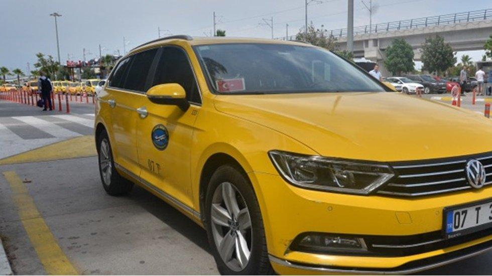 Antalya'nın 19 ilçesinde tek taksimetre tarifesi olacak